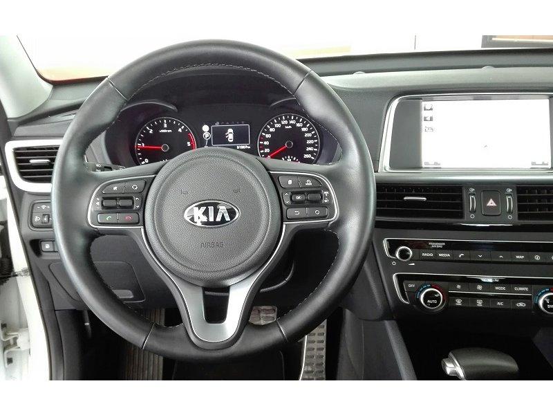 Kia Optima 1.7 CRDi Automático Emotion