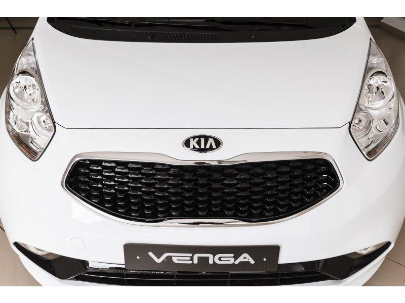 Kia Venga 1.4 CVVT Concept