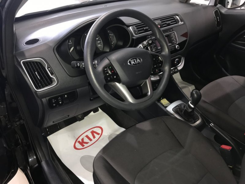 Kia Rio 1.2 CVVT 84CV Drive