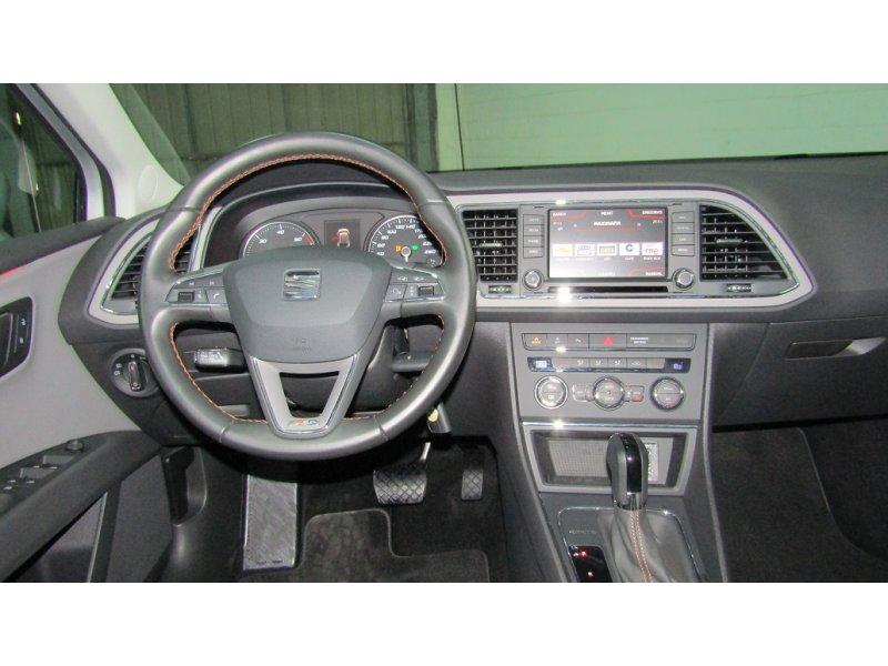 SEAT Nuevo León ST 2.0 TDI 184cv 4Drive DSG6 St&Sp X-per X-perience