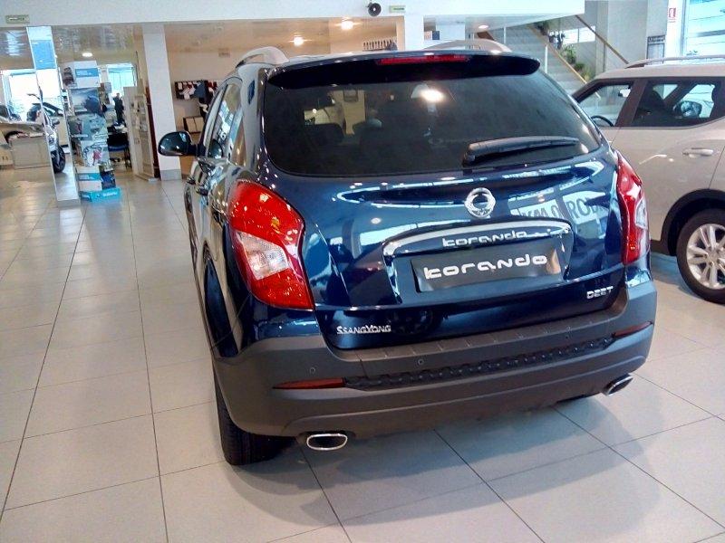 SsangYong Korando D22T 178cv limited 4x2 6MT Limited