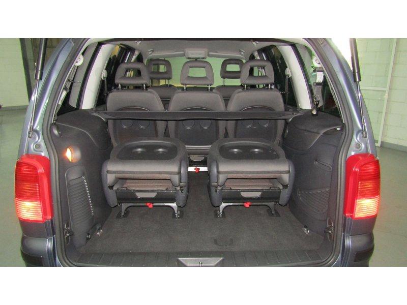 SEAT Alhambra 2.0 TDI 140cv Reference Plus