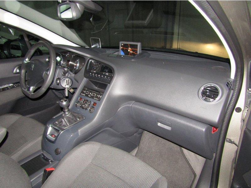 Peugeot 5008 1.6 BlueHDi 120 FAP Allure