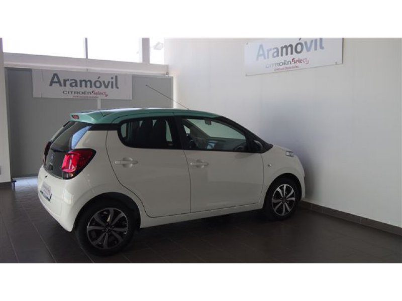 Citroen C1 PureTech 60KW (82CV) City Edition