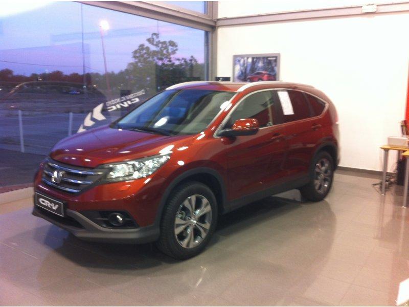 Honda CR-V 2.2 I-DTEC LIFESTYLE KM0!!!