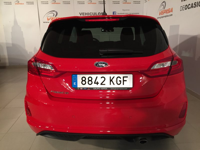 Ford Fiesta 1.0 EcoBoost 100cv 3p ST-Line