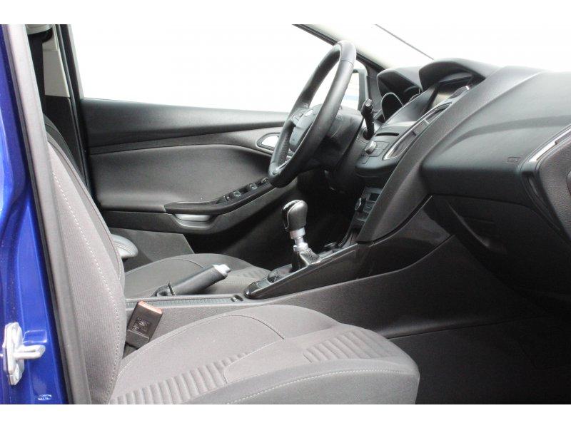 Ford Focus 1.0 Ecoboost Auto-S/S 125v Pow. Titanium