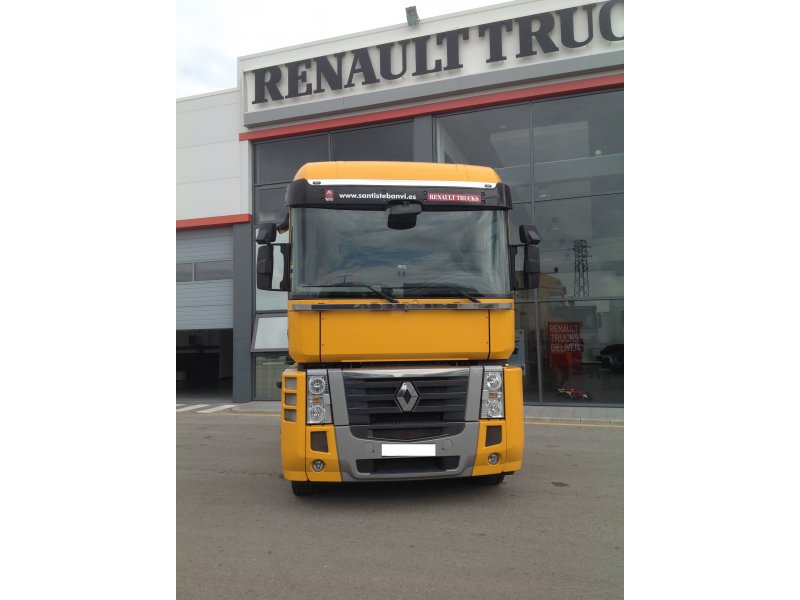 Renault Trucks Magnum 480 DXI
