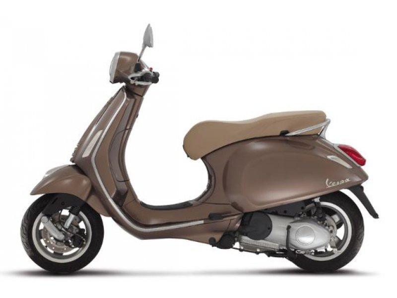 Vespa Primavera 50 2T Monocilíndrico 50 2T Scooter