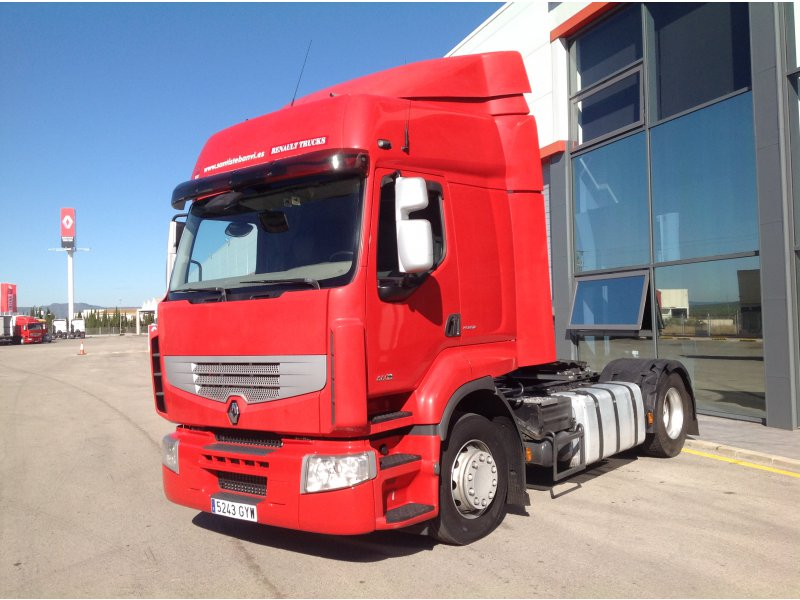 Renault Trucks Premium 460 DXI