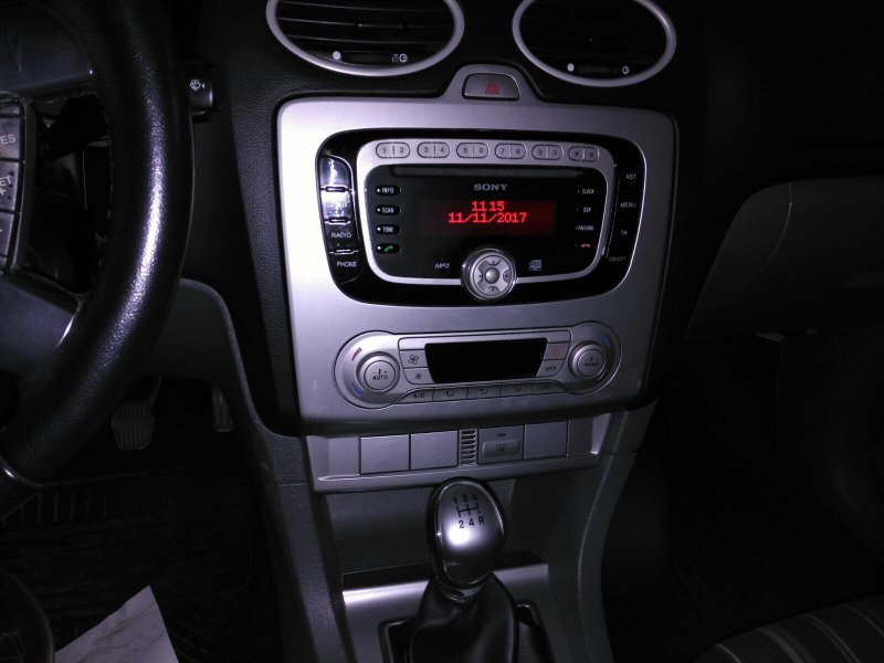 Ford Focus 1.6 TDCi 109 Econetic