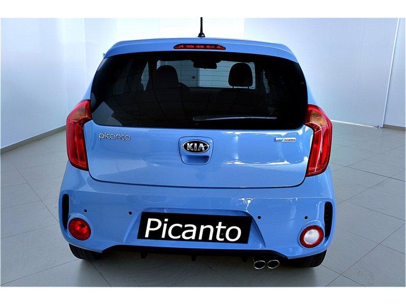 Kia Picanto 1.0 CVVT 66CV Eco-D (Pack Urban) x-Tech