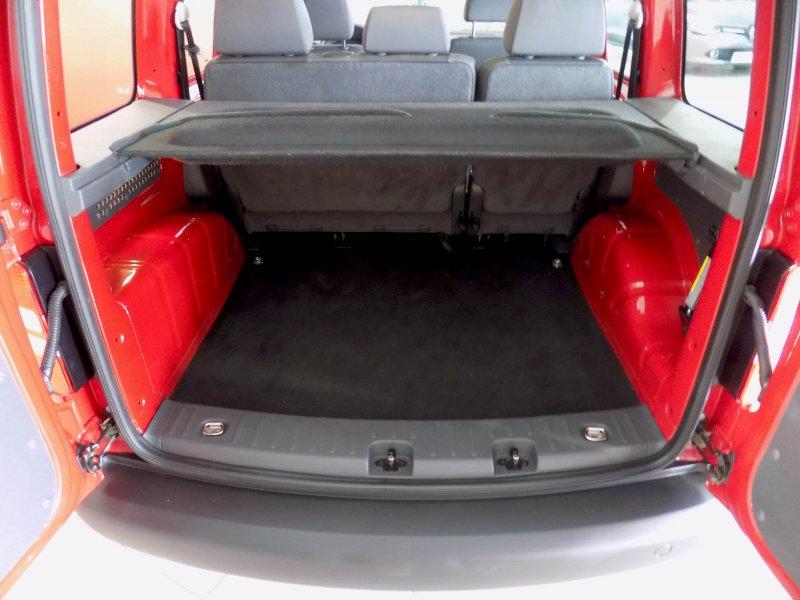 Volkswagen Caddy 1.6 TDI 102cv Kombi