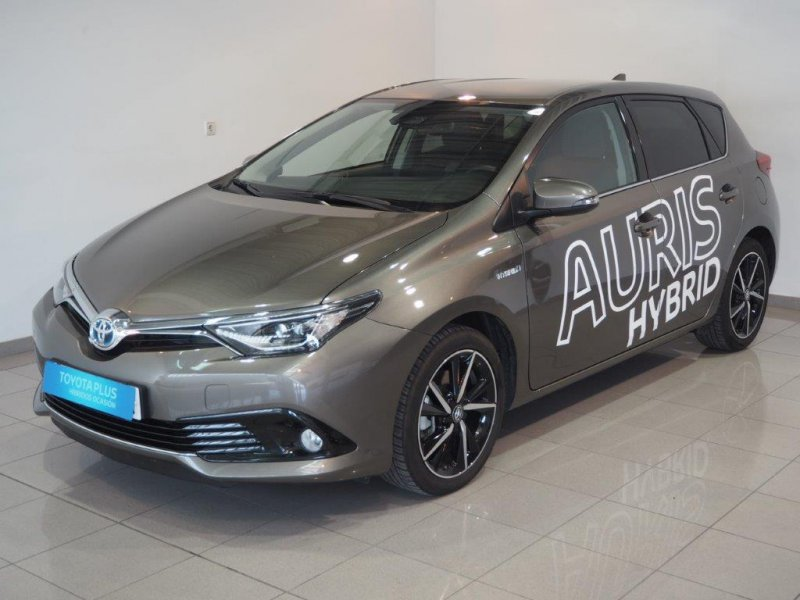 Toyota Auris 1.8 140H Hybrid Feel!