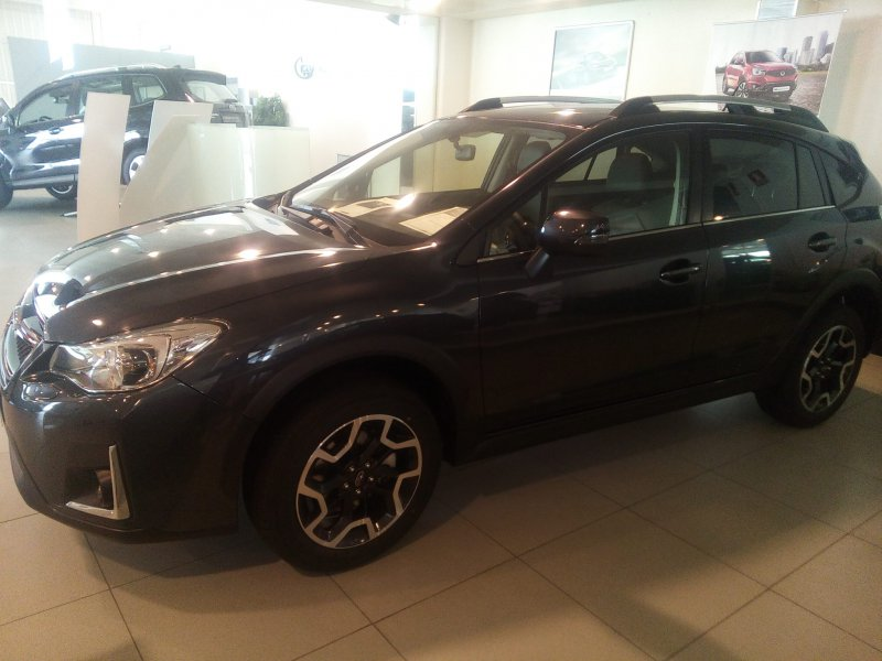 Subaru XV 2.0i Auto Executive Plus
