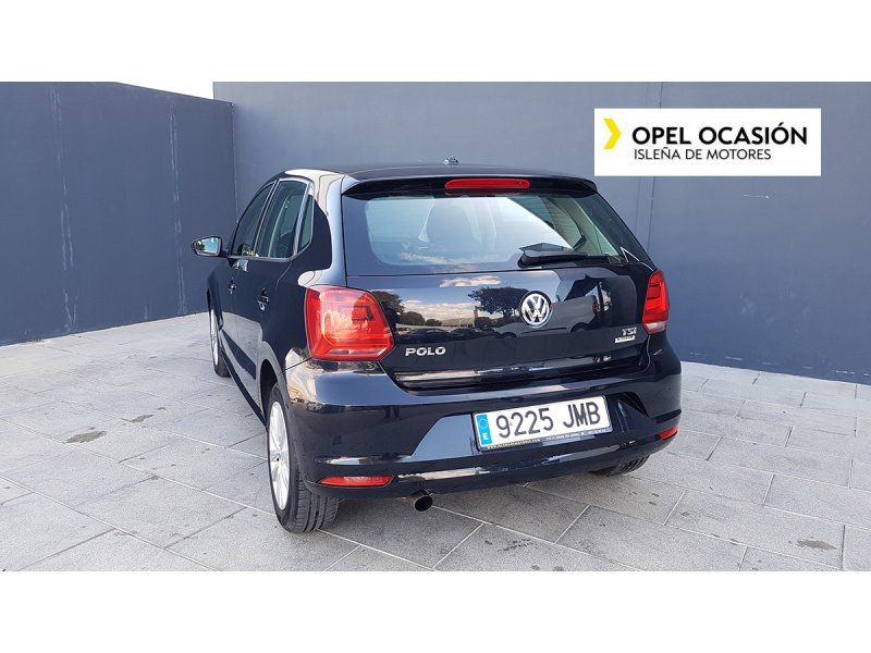 Volkswagen Polo 1.2 TSI 90cv BMT Advance