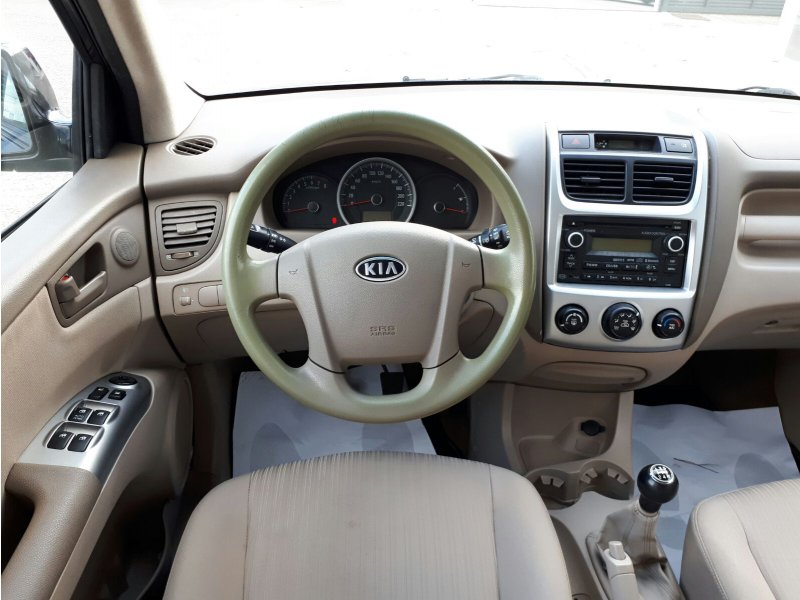 Kia Sportage 2.0 DOHC 4x2 Concept