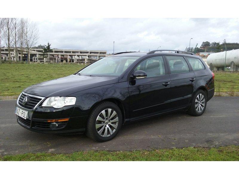 Volkswagen Passat Variant 2.0 TDI 110cv DPF Edition Plus