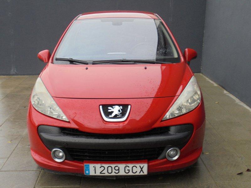 Peugeot 207 1.4 VTi 16v 95 Sport