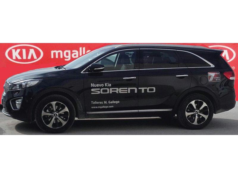 Kia Sorento 2.2 CRDi 200CV Auto 4x2 Drive