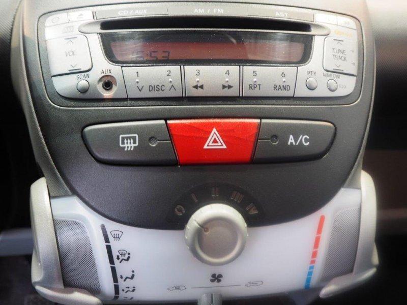 Peugeot 107 1.0i Basic