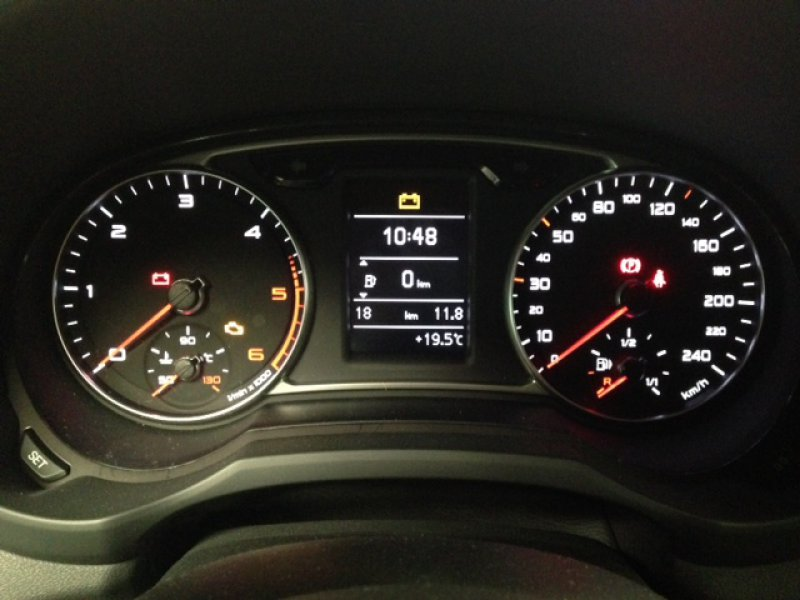 Audi A1 1.4 TDI 90CV ultra Design