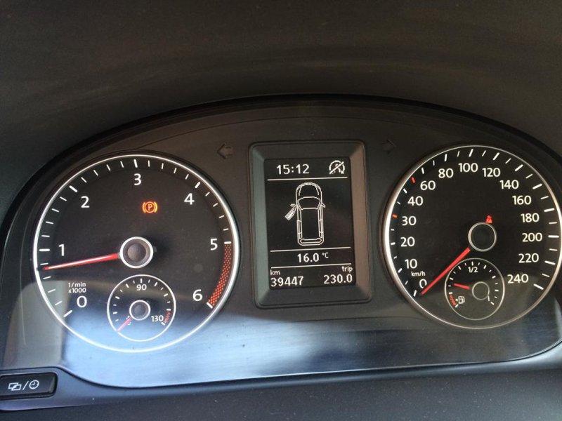 Volkswagen Caddy 1.6 TDI BMT 5pl Trendline Edition