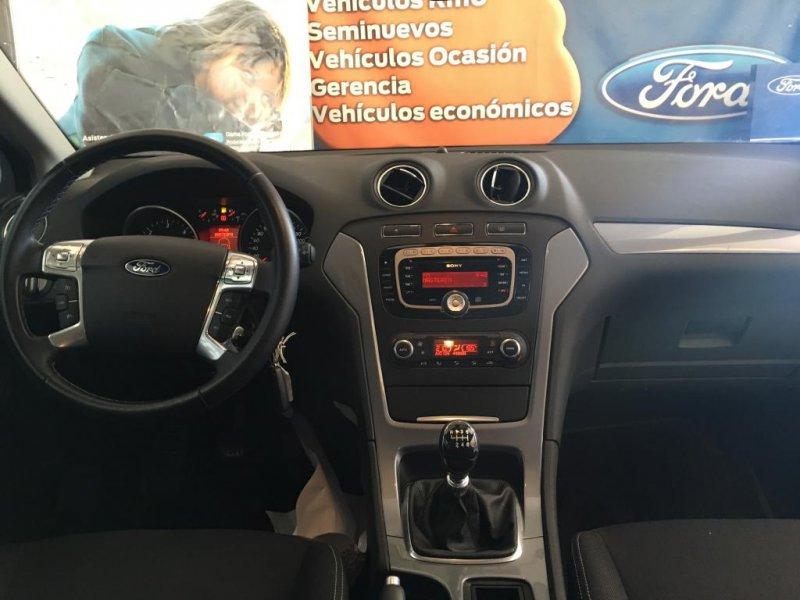 Ford Mondeo 2.0 TDCi 140 DPF Sportbreak Trend