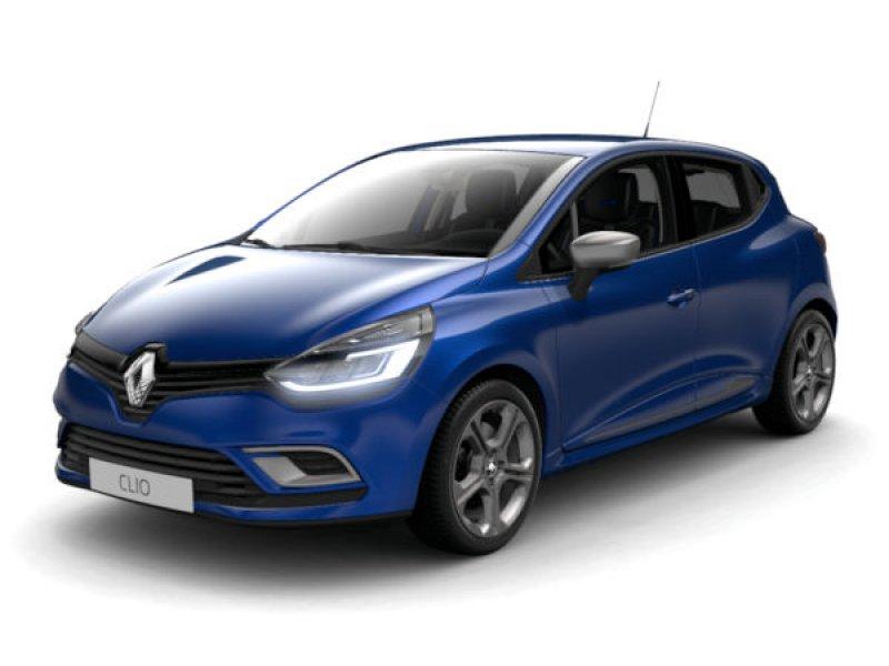 Renault Clio Energy TCe 88kW (120CV) EDC Zen