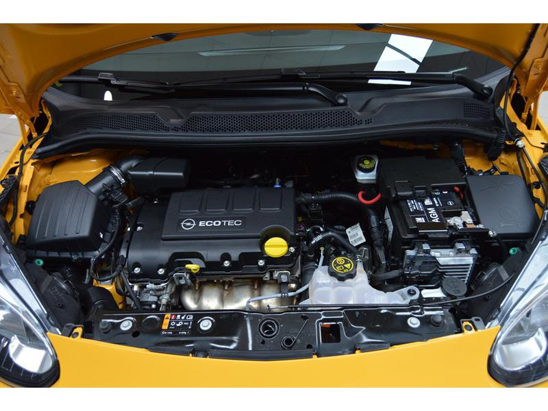 Opel ADAM 1.4 100cv Slam