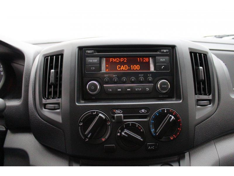 Nissan NV200 1.5dCi 90CV Furgón BASIC