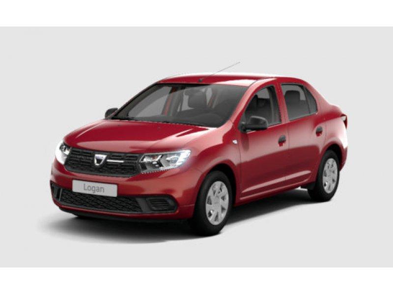 Dacia Logan 1.0 54kW (73CV) Ambiance. OFERTA SEPTIEMBRE.