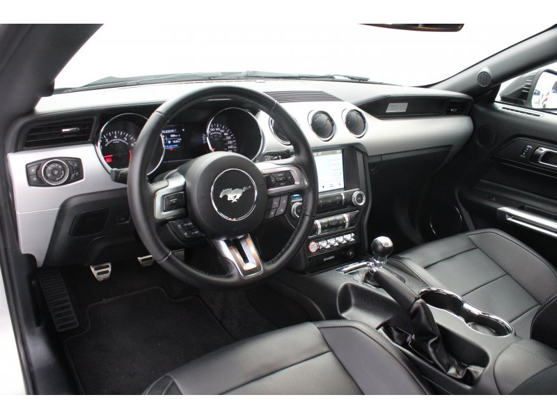 Ford Mustang 2.3 EcoBoost 314cv (Fastback) Mustang