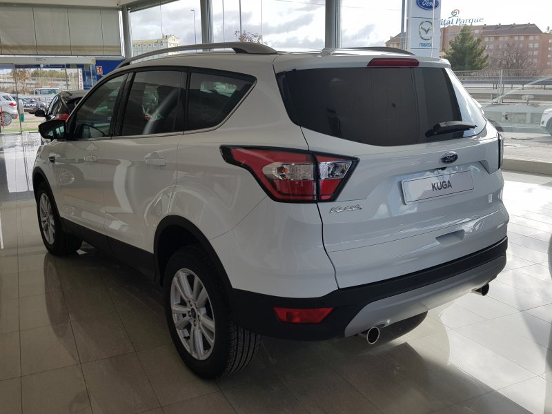 Ford Kuga 1.5 TDCi 88kW (120CV) 4x2 A-S-S Trend+