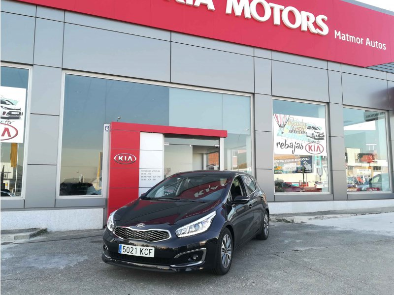 Kia ceed 1.0 T-GDi 100CV Eco-Dynamics Tech