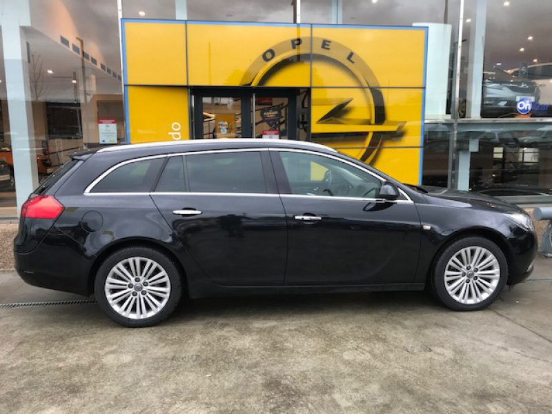 Opel Insignia S.Tourer 2.0 CDTI eco S&S 160 Excellence
