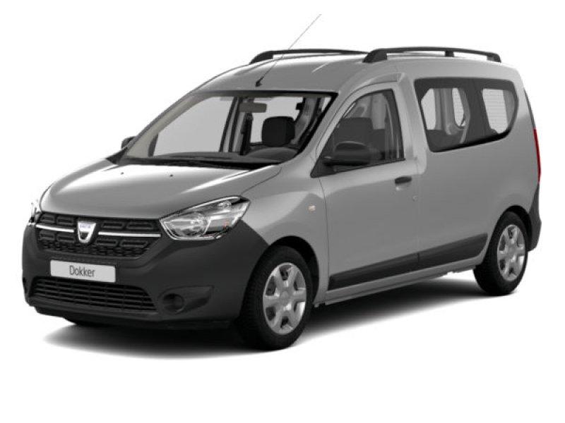 Dacia Dokker SL dCi 66kW (90CV) Trotamundos. OFERTA AGOSTO.