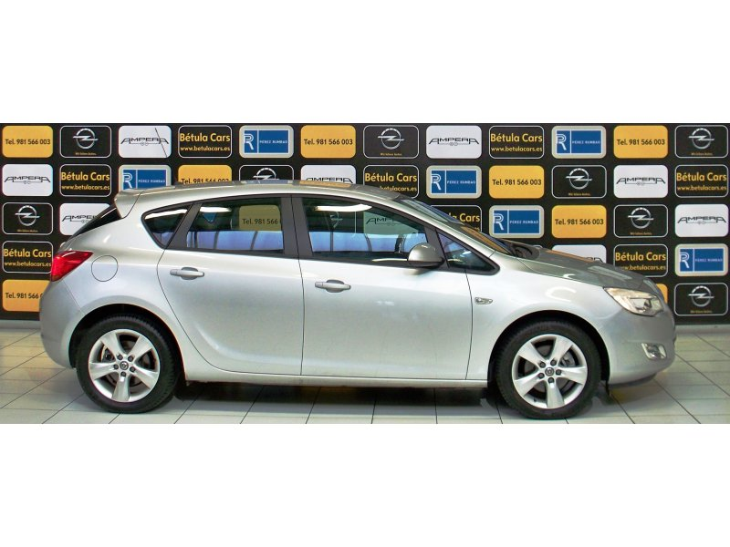 Opel Astra 1.7 CDTi 110 SELECTIVE