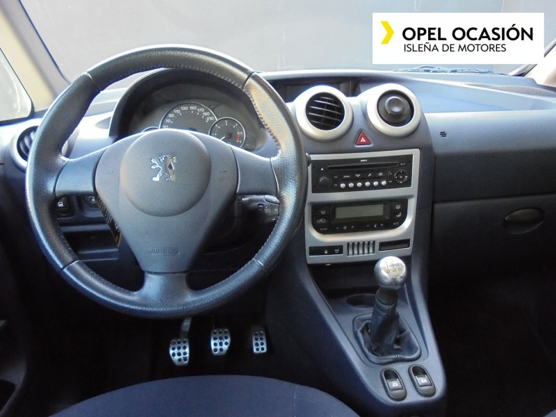 Peugeot 1007 1.4 HDi Sport