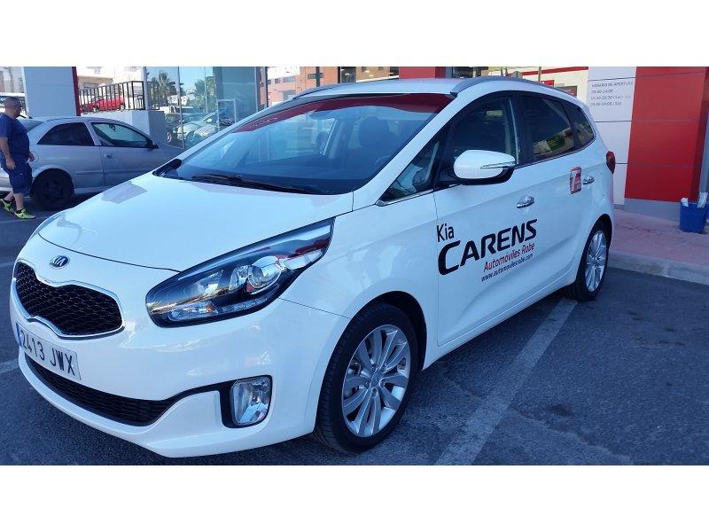 Kia Carens 1.7 CRDi VGT 85kW Eco-Dyn UEFA Euro2016