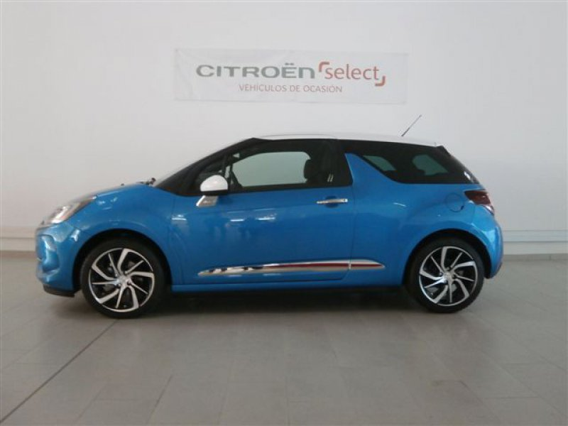 DS DS 3 BlueHDi 100cv STYLE Style
