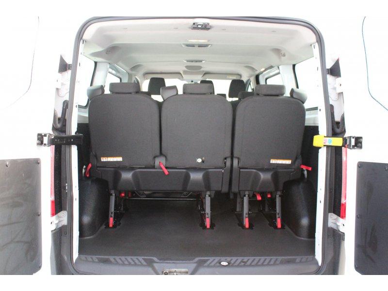Ford Transit Custom Kombi 2.2 TDCI 100cv 300 L1 Base