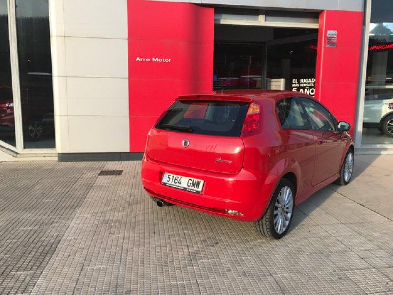 Fiat Punto 1.4 16v Sport