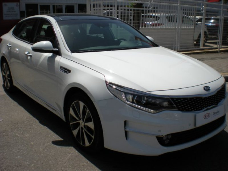 Kia Optima 1.7 CRDi 136CV Automático Emotion