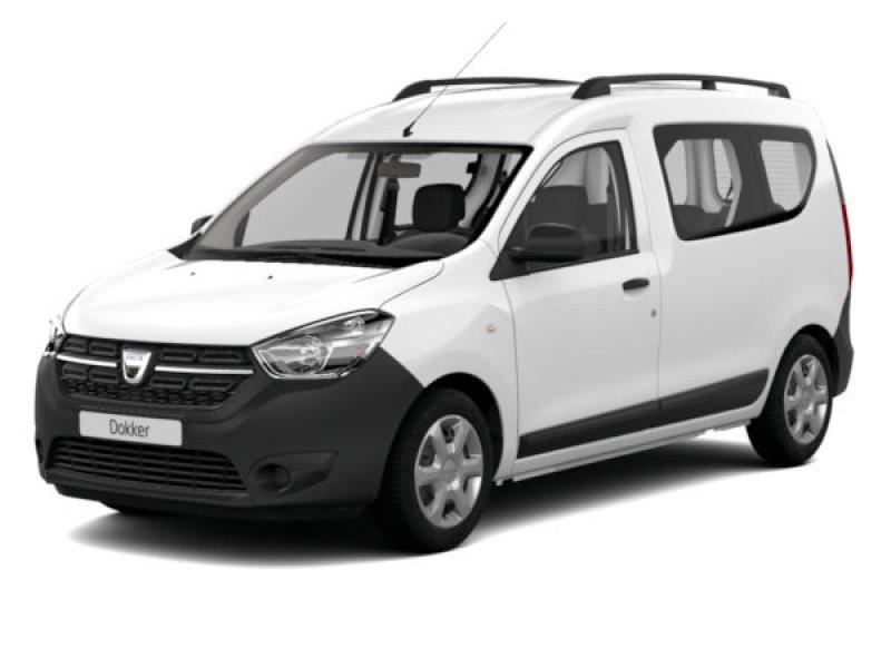 Dacia Dokker dci 55kW (75CV) 2017 Ambiance. OFERTA STOCK.