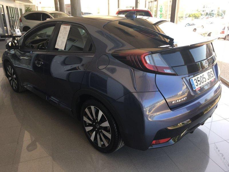 Honda Civic 1.6 idtec 120CV Elegance/ Navi