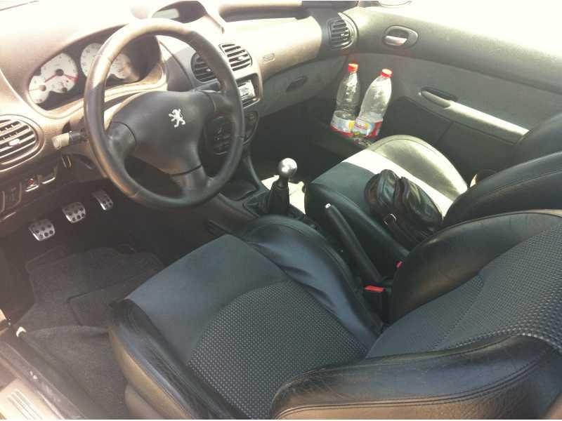 Peugeot 206 2.0 GTI