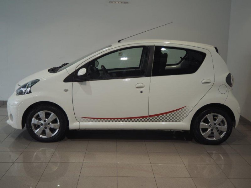 Toyota Aygo 70 City