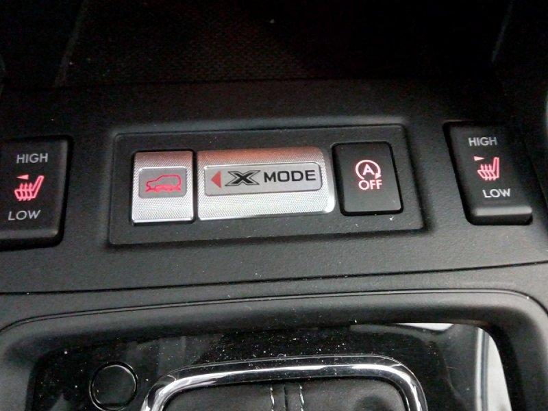 Subaru Forester 2.0 Lineartronic Executive