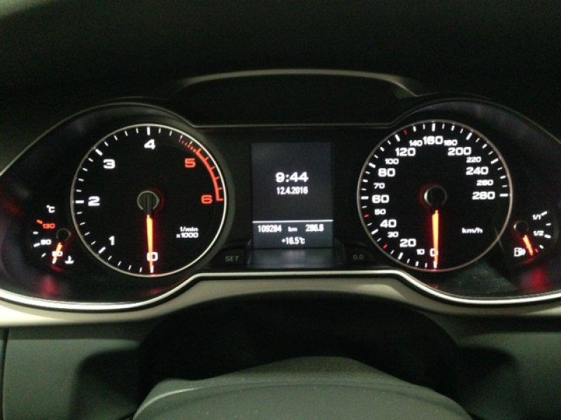 Audi A4 2.0 TDI 177cv multitronic -